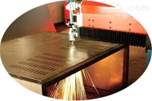 Application of laser pipe cutting machine in door and window decoration industry