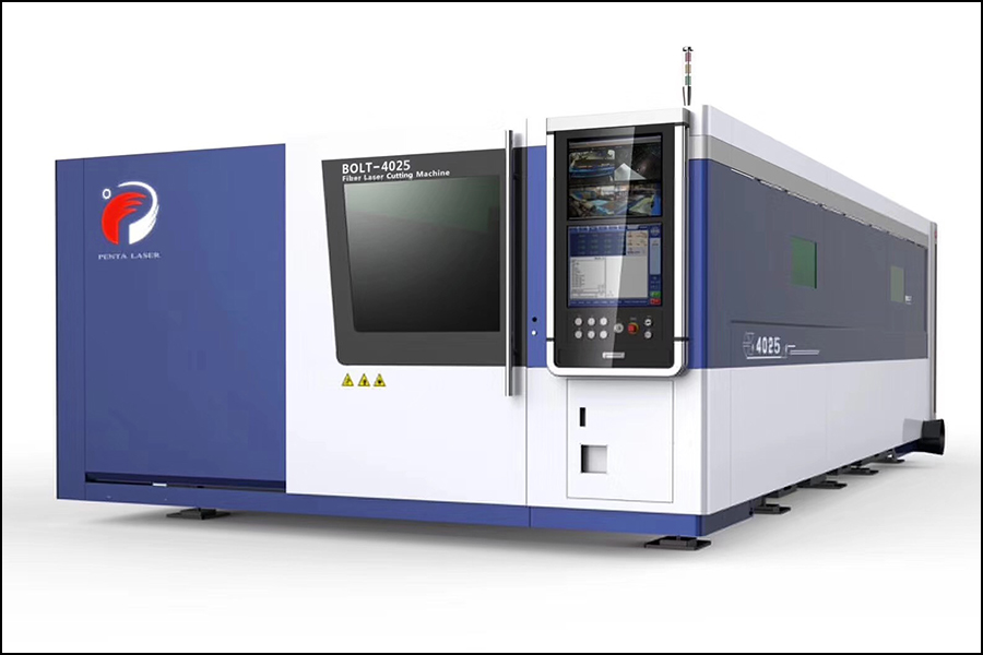 German IPG fiber laser