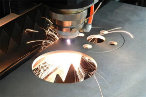 Inventory of the four advantages of laser cutting pipe processing