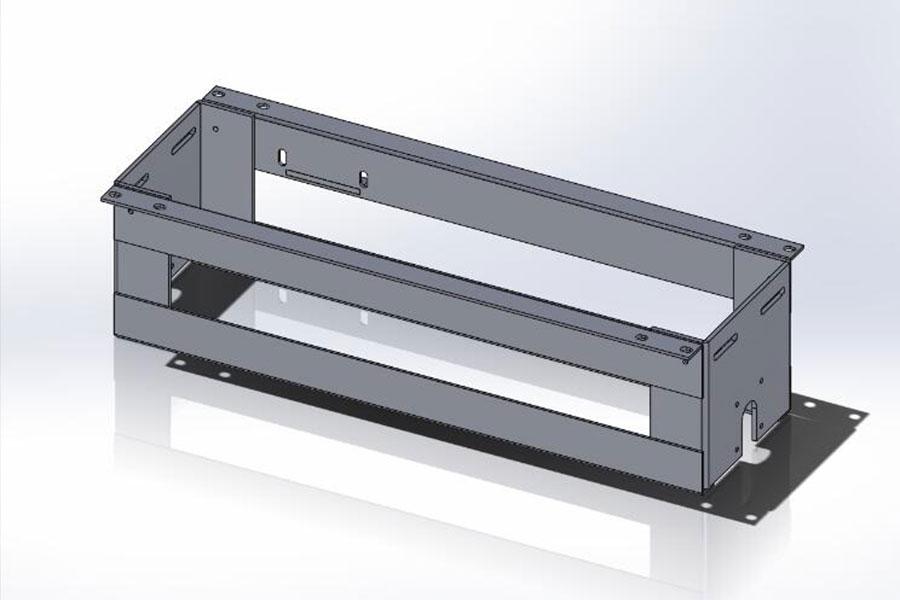 Stainless Steel 304 Drive Shelf