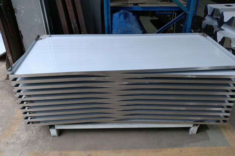 Stainless Steel 304 Plate For Catching Oil