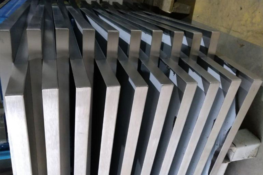 Stainless Steel 316 Plate For Catching Oil