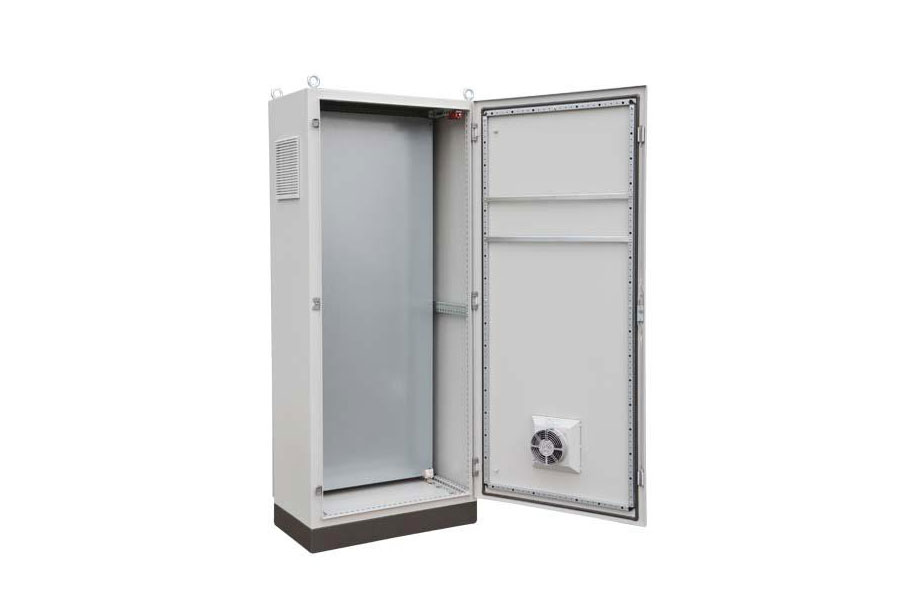Stainless steel industrial cabinet (2)