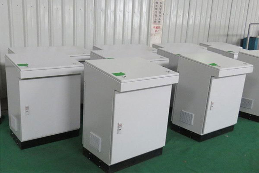 Stainless steel industrial cabinet (3)