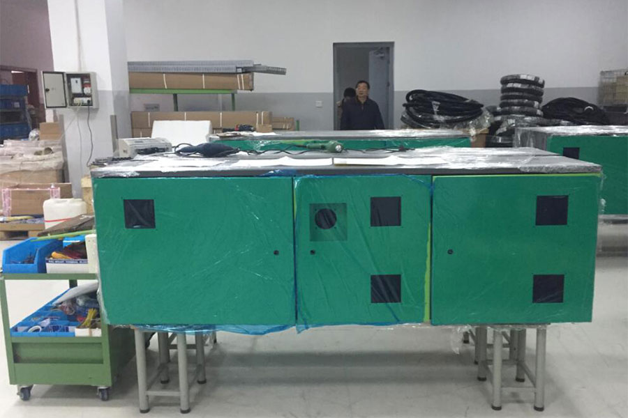 Stainless steel industrial cabinet (4)
