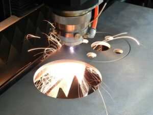 The influence of beam parameters and workpiece characteristics on quality