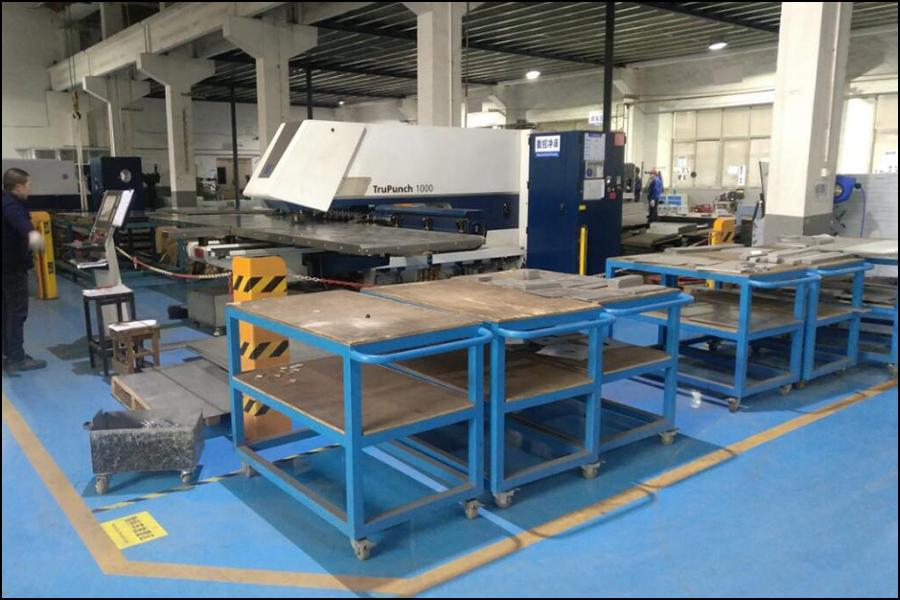 Tru Punch 1000 CNC Punching Machine