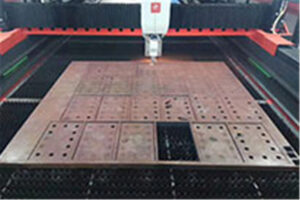 What are the key technologies for laser cutting pipe processing