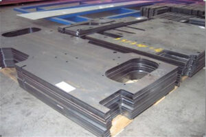 What are the key technologies of the tube laser cutting system