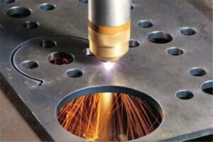 Wonder metal laser cutting process is actually relatively safe